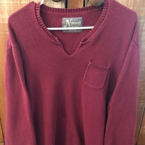 Natural Reflections women's sweater